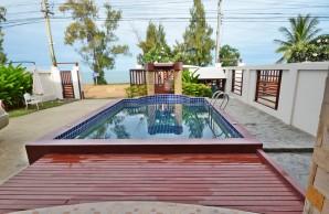 บ้านพักปราณบุรี บ้านวันใหม่ พูลวิลล่า